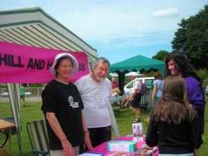 Egerton Park Stall, July 2010