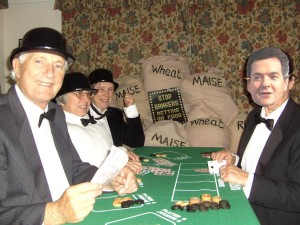Gambling with George Osborne