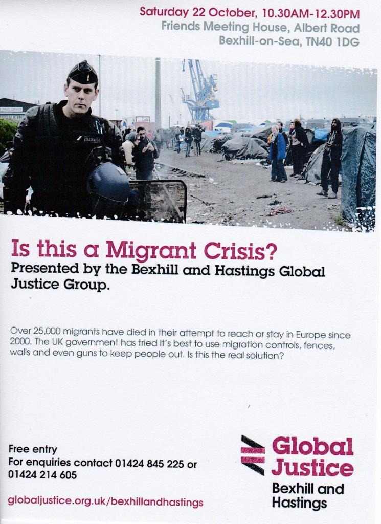MigrantCrisisFlyer