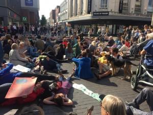 Climate strike Middlesbrough 200919