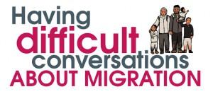 Migration conversations header small