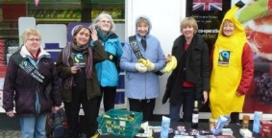 Fairtrade Fortnight Stall