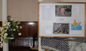 Exhibition at Bishop Street Methodist Church