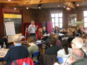 Kindling Conference examining how to Make food production met the needs of eveeryone
