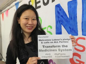 Heidi solidarity message Transform the Medicines System_web