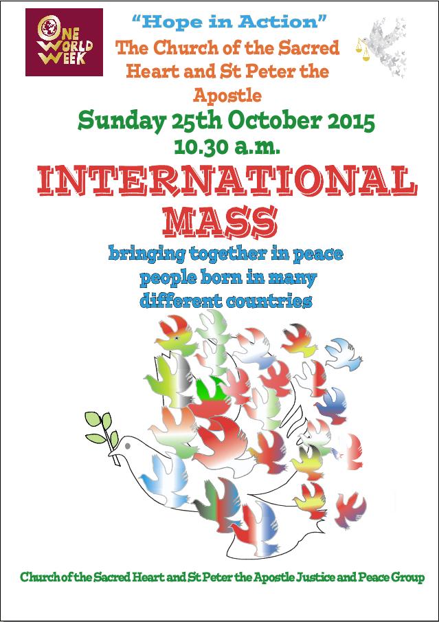 International Mass Picture