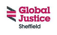 Global Justice Sheffield logo