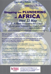 Stopping the Plundering of Africa